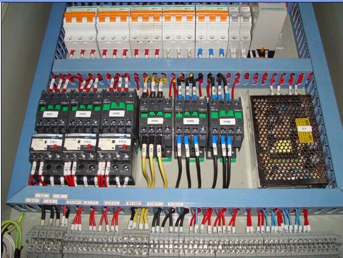 本方案系统由信捷plc控制,选用世界一流的美国霍尼韦尔温湿度变送器